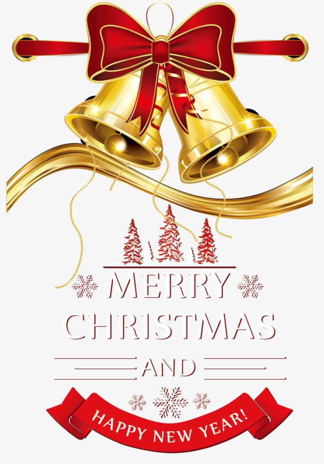 Golden Christmas Bells Vector Bell Clipart Christmas Vector Golden Christmas Bells Png Transparent Clipart Image And Psd File For Free Download Christmas Bells Merry Christmas Christmas Time