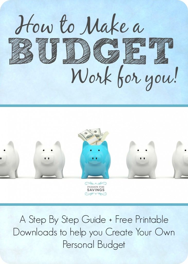 104 best Budget 101 images on Pinterest Frugal, Save my money and - How To Make A Household Budget Spreadsheet