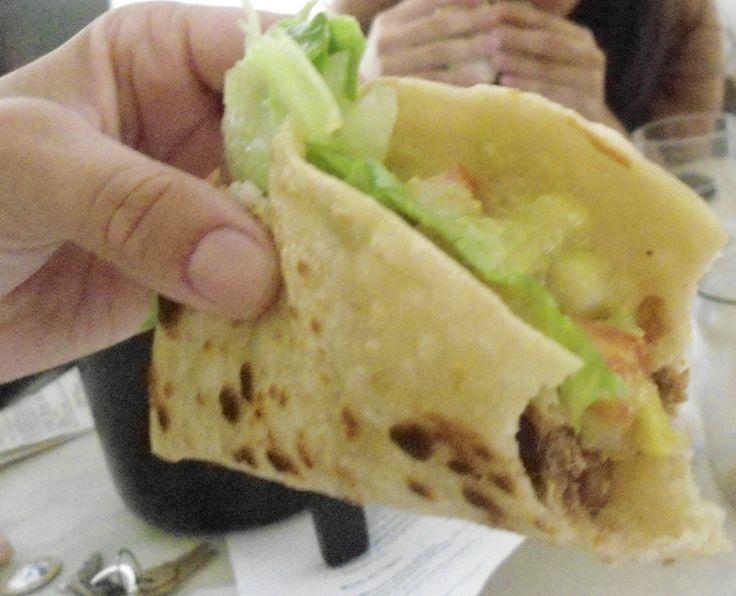Aprenda a preparar a receita de Tacos mexicanos