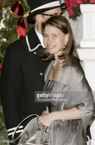 Lady Sarah Chatto attends a private party to celebrate the 80th birthday of Queen Elizabeth II at the Ritz Hotel on December 5, 2006 in London, England.