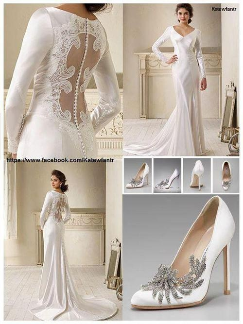 Bella's wedding dress no. Peyton's wedding dress c;