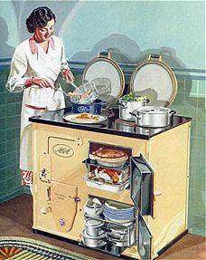 aga stove 1950s AGA Range
