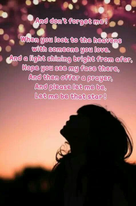 CLOVES – Don't Forget About Me Lyrics | Genius Lyrics