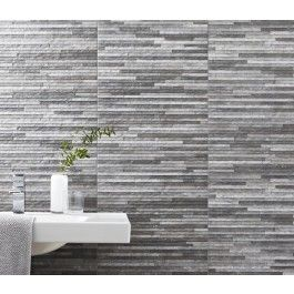 Brix Anthracite Wall Tile