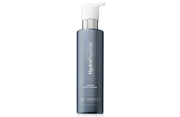 Firm and tone skin on the body while combating cellulite with the NEW Hydropeptide Firming Moisturizer. Apply all over the body every day, taking the time to massage it into the skin for best results.