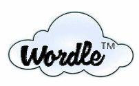 Το Wordle  είναι ένα εύχρηστο εργαλείο δημιουργίας σύννεφων λέξεων.  Η διαδικασία δημιουργίας είναι ιδιαίτερα απλή και γρήγορη. Δείτε πώς μπορεί να χρησιμοποιηθεί στην εκπαιδευτική διαδικασία στο http://neestexnologies.weebly.com/