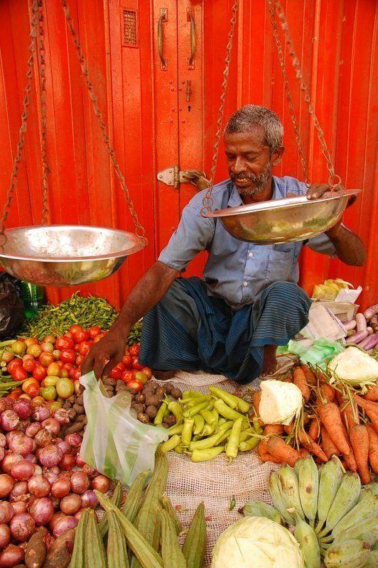 market in Sri Lanka // by PANDE