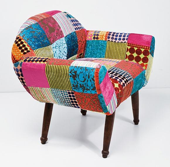 Die besten 25 patchwork sofa ideen auf pinterest for Ohrensessel jeans