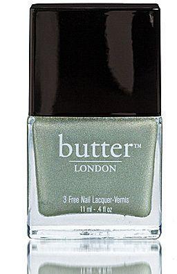 Butter LONDON 3 Free Nail Lacquer Trustafarian