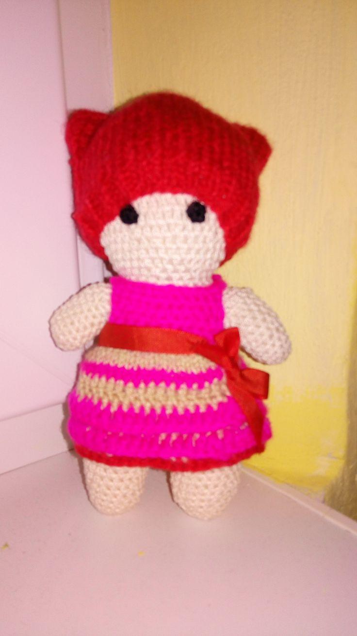 háčkovaná pískacia bábika_whistling crochet dolls