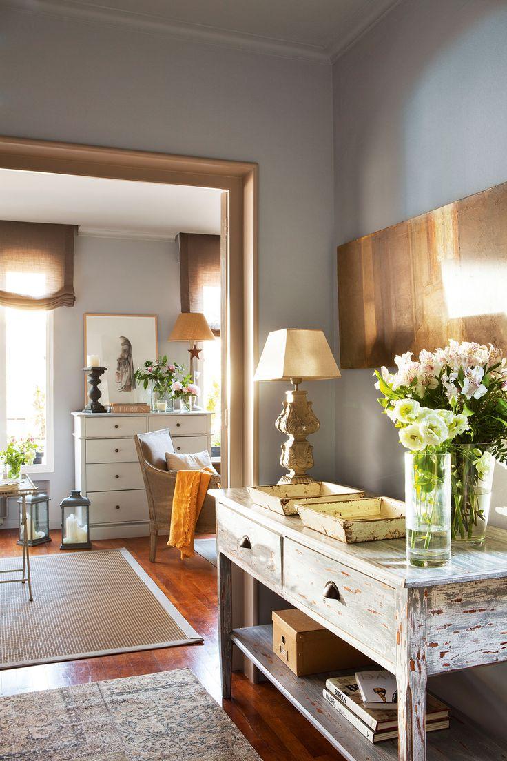 Las 25 mejores ideas sobre salas verdes en pinterest for Bandejas decoracion salon