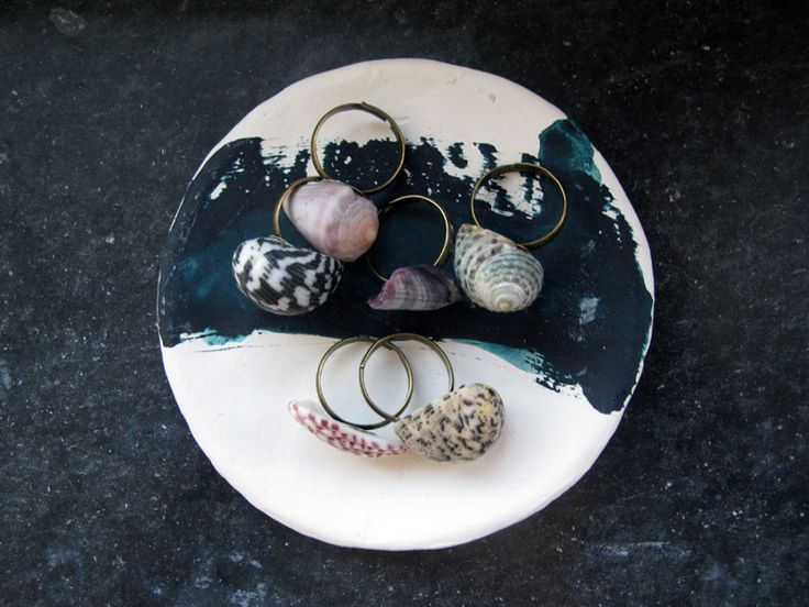 Contextuality / beach finds rings