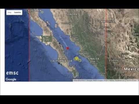 ALERT Earthquake, Gulf of California M4 0 USGS Not Reports