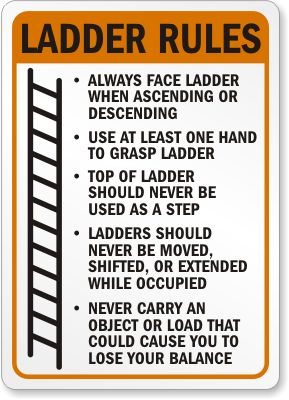 31 Best Ladders Images On Pinterest Ladders Safety And