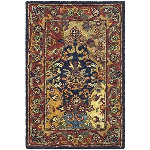 Safavieh Heritage Collection Hg911a Handmade Traditional Oriental