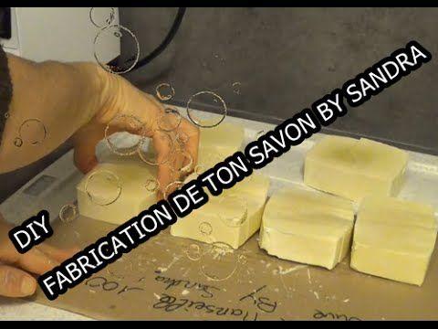 Technique de saponification à froid - Comment préparer votre pâte à savon pour le séchage ?  (2/3) - YouTube