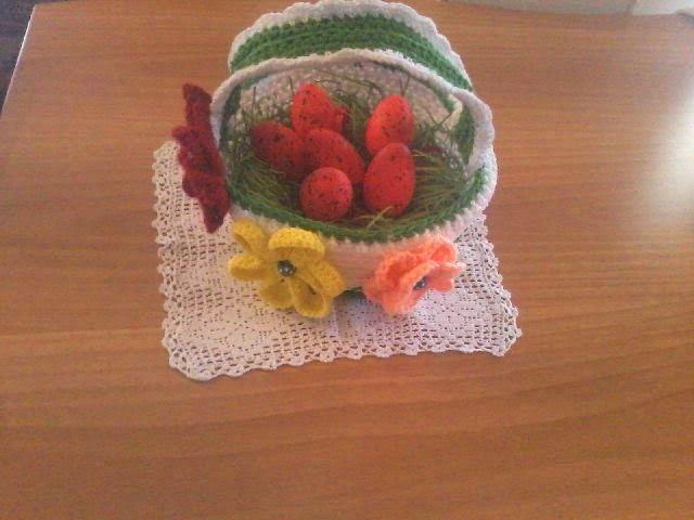 ΠΛΕΚΤΑ ΒΑΣΙΛΕΙΑ - CROCHET VASILIA : Το Πάσχα πλησιάζει και εμείς ετοιμάζουμε και γεμίζ...
