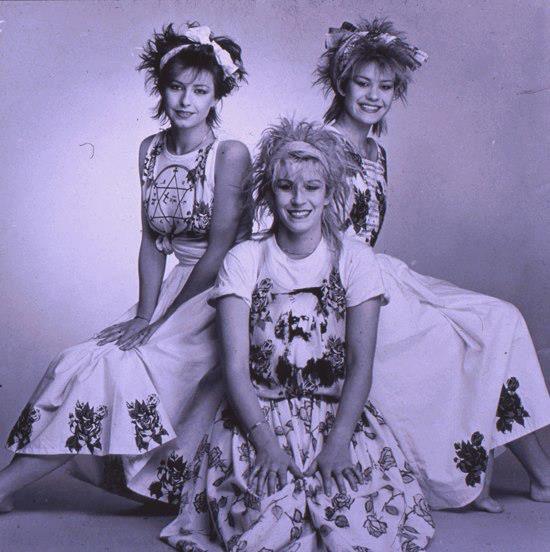 Sue Clowes 80s fashion and textile designer   Sue Clowes