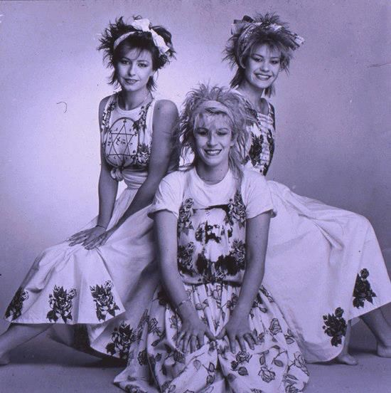 Sue Clowes 80s fashion and textile designer   I had this skirt! Hand-painted roses...