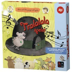 Alga - Tralalala spelet - Babyland.se