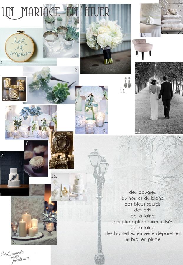 les 85 meilleures images du tableau mariage sur le th me de l 39 hiver sur pinterest mariages en. Black Bedroom Furniture Sets. Home Design Ideas