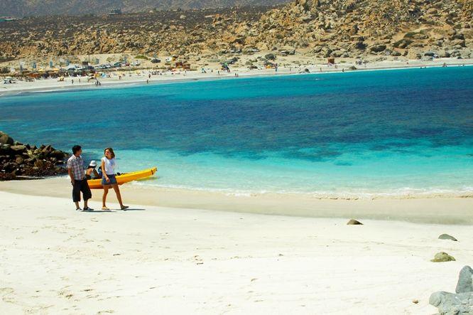 Playa-Totoralillo, Chile