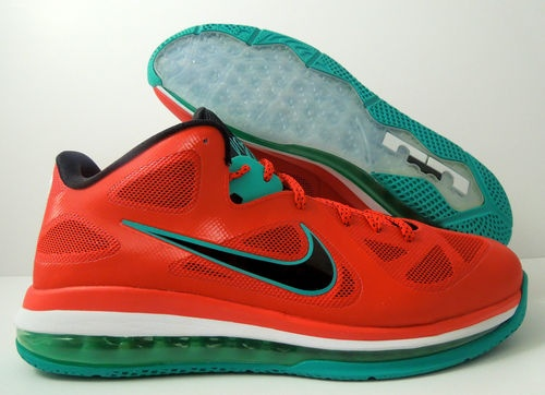 09dec39038d Official Quality Nike 510811 601 Zoom Lebron 9 Low Liverpool Act ...