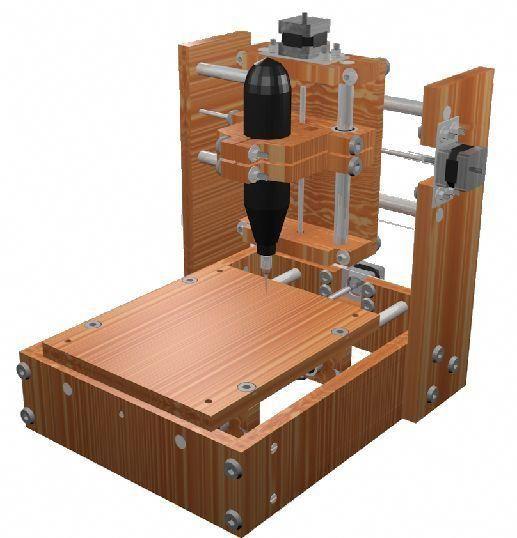 DIY-Arduino-CNC  Detailed Design, Stepper driver schematic