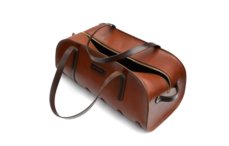 Leather Sports Bag by de Bruir - duffle | Leather Craft ...