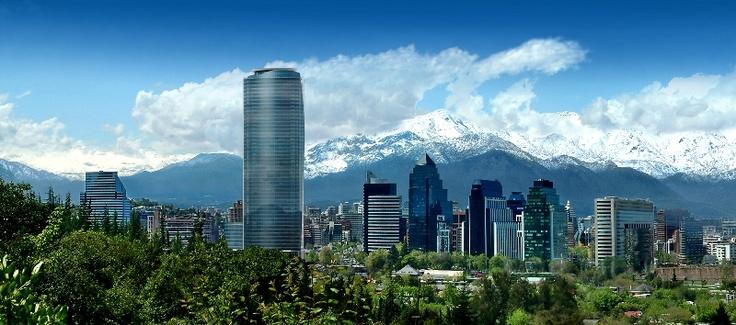 Vida Urbana - Santiago #pinChile #urbanlife