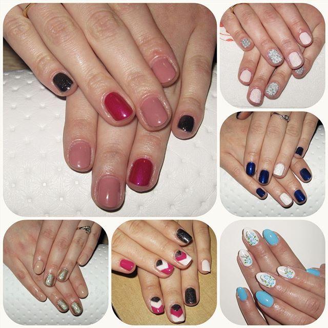 New post. #manicure #hybrid #instanails #lovenails #nailpolishmaniac #manicurehybrydowy #ilovesemilac #hybridnails #indigo #indigonailslabpolska