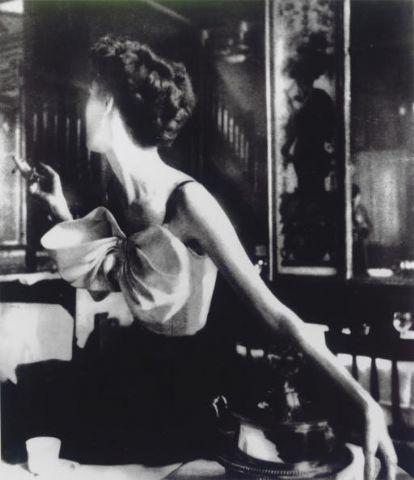 Lillian Bassman.  One of my favorite female Photographers.  Amazing woman who in her 90's was still producing work.: Lillian Bassman, Photos, 1949, Harpers Bazaar, Art, Lillianbassman, Bow, Fashion Photography, Barbara Mullen