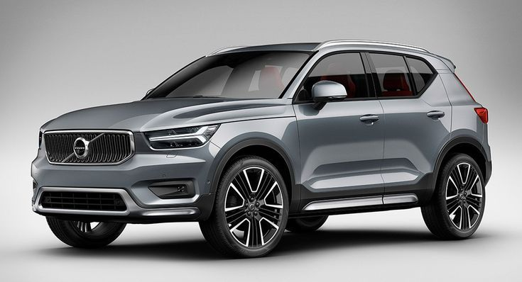 Volvo Xc40 Gets Sportier With New Exterior Styling Kit Exterior Familycars Kit Sportier Volvo Sporty Sport Utility Vehicle