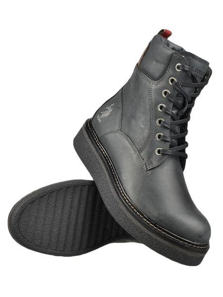 USPOLO Webáruház - Női Bakancs - 4052W5_____DKGR - Cipő, papucs, szandál, csizma, USPOLO, gyerek cipő, női cipő, férfi cipő