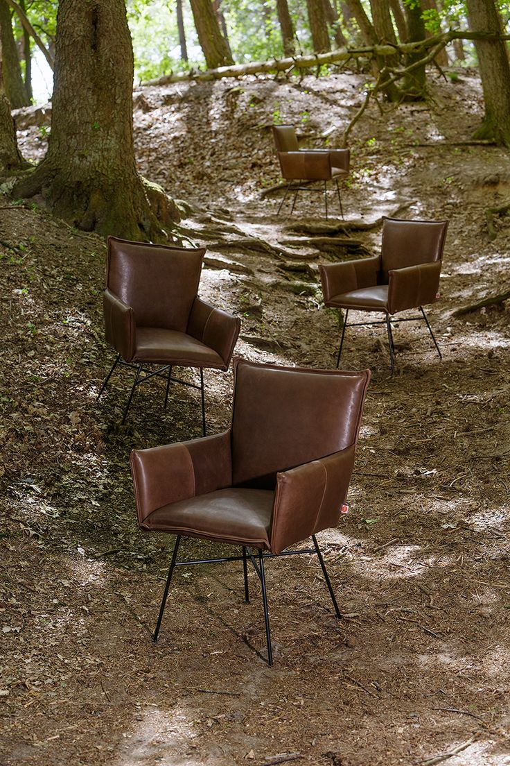 luxor dining chair. vasa dining chair luxor fango