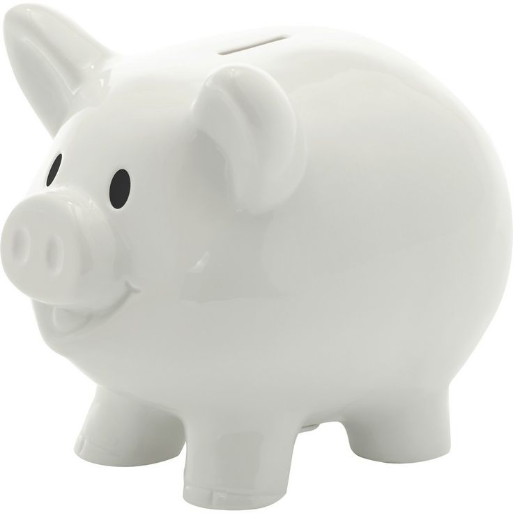 Schylling Toys Large Piggy Bank