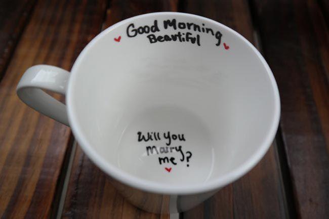 Mug proposal