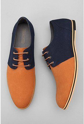 Urban Outfitters Hawkings McGill Preston Canvas Oxford