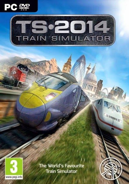 Download Train Simulator 2014 for free