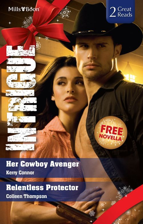 Mills & Boon : Intrigue Duo Plus Bonus Novella/Her Cowboy Avenger/Relentless Protector/Last Chance Café: Kerry Connor, Colleen Thompson, Amanda Stevens: Amazon.com: Kindle Store
