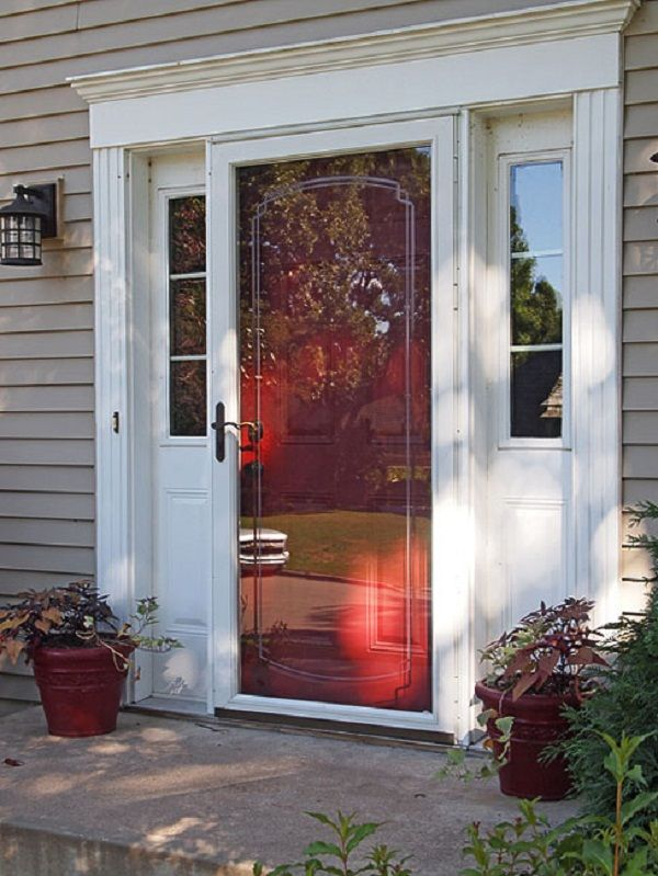 Pella Storm Door Designs Door Designs Plans Door