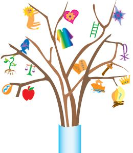 12 best images about jesse tree on pinterest trees felt for Jesse tree ornament templates