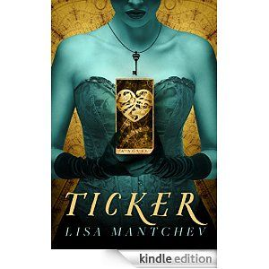 Ticker by Lisa Mantchev http://www.amazon.com/Ticker-Lisa-Mantchev-ebook/dp/B00JJZ3QV2/
