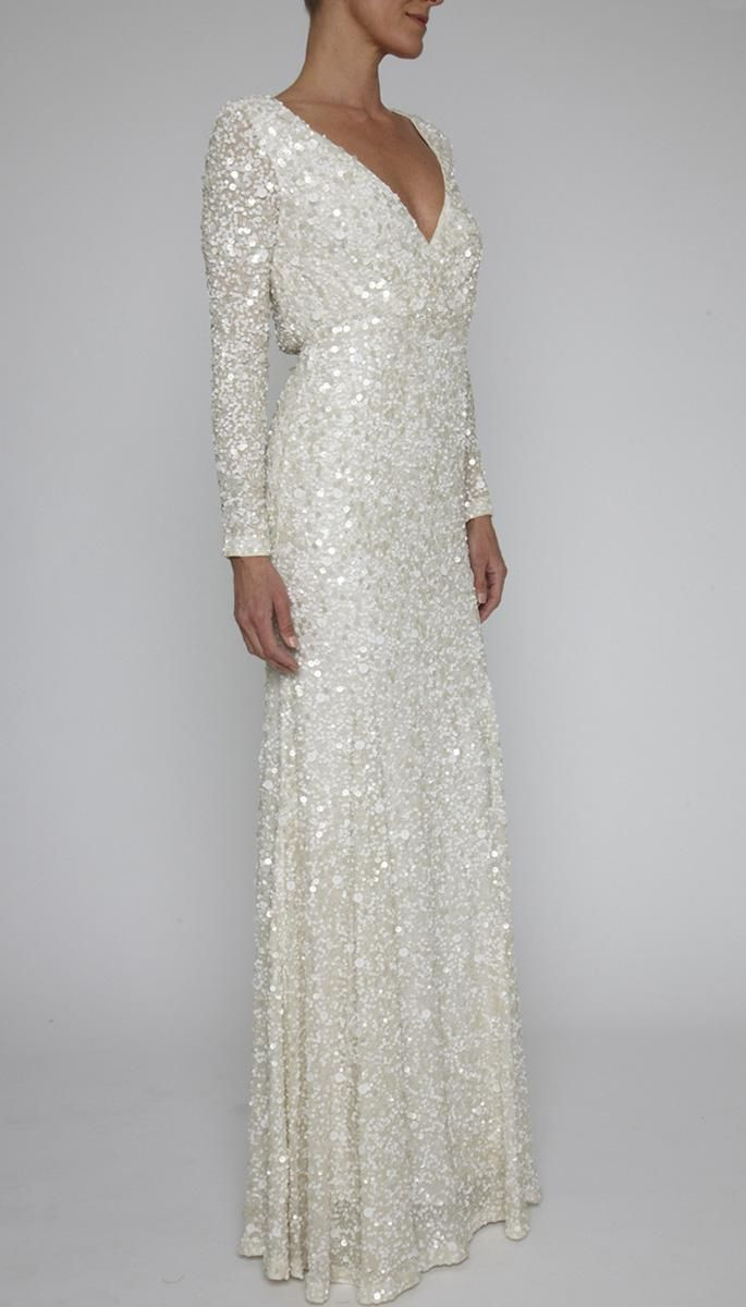 IVORY 13RG6679 | ATHENA GOWN | | Clothing | Rachel Gilbert