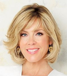 short hairstyles over 50, hairstyles over 60 - bob hairstyle over 50 trendy-hairstyles-for-women.com