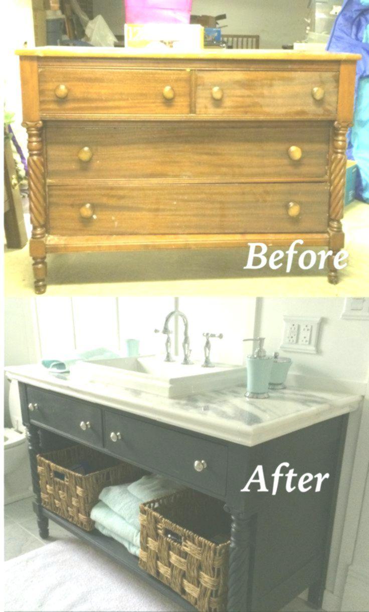 10 Ways To Redecorate Old Dressers Kleine Badezimmer Alte Kommoden Und Kommode Modern