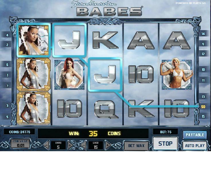 Automatové hry Scandinavian Babes - Automatové hry Scandinavian Babes (Skandinávské dívky), vycházející ze známé skandinávské taneční skupiny, vás v úvodním videu a doplňkových kolech pozve na několik klipů z jejich vystoupení. - http://www.vyherni-automaty-online.com/automaty-hry/automatove-hry-scandinavian-babes #HraciAutomat #VyherniAutomat #Jackpot #Vyhra #Scandinavian #Babes