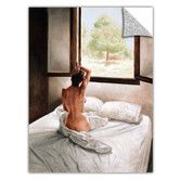 Found it at Wayfair - 'September Morning' by John Worthington Painting Print Gallery-Wrapped on Canvas