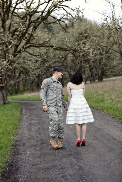 Soldier Dating