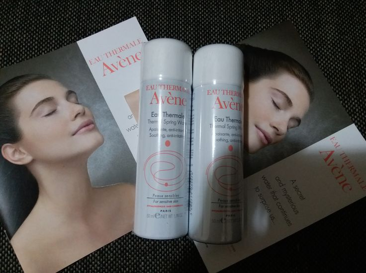 Eau Thermale Avene Spring Water Review